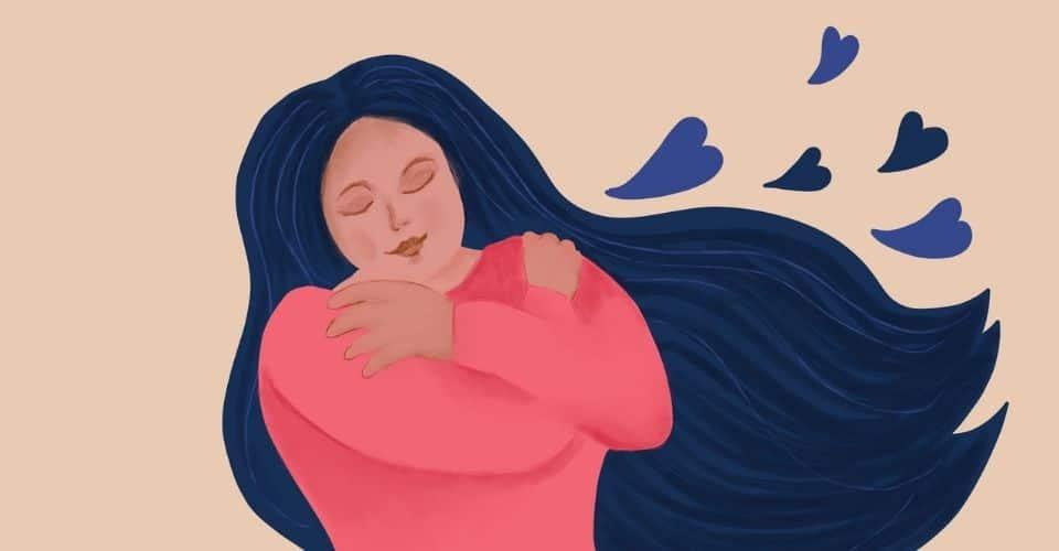 Een les in zelfliefde of waarom jezelf liefdevol behandelen zo goed voor je is.